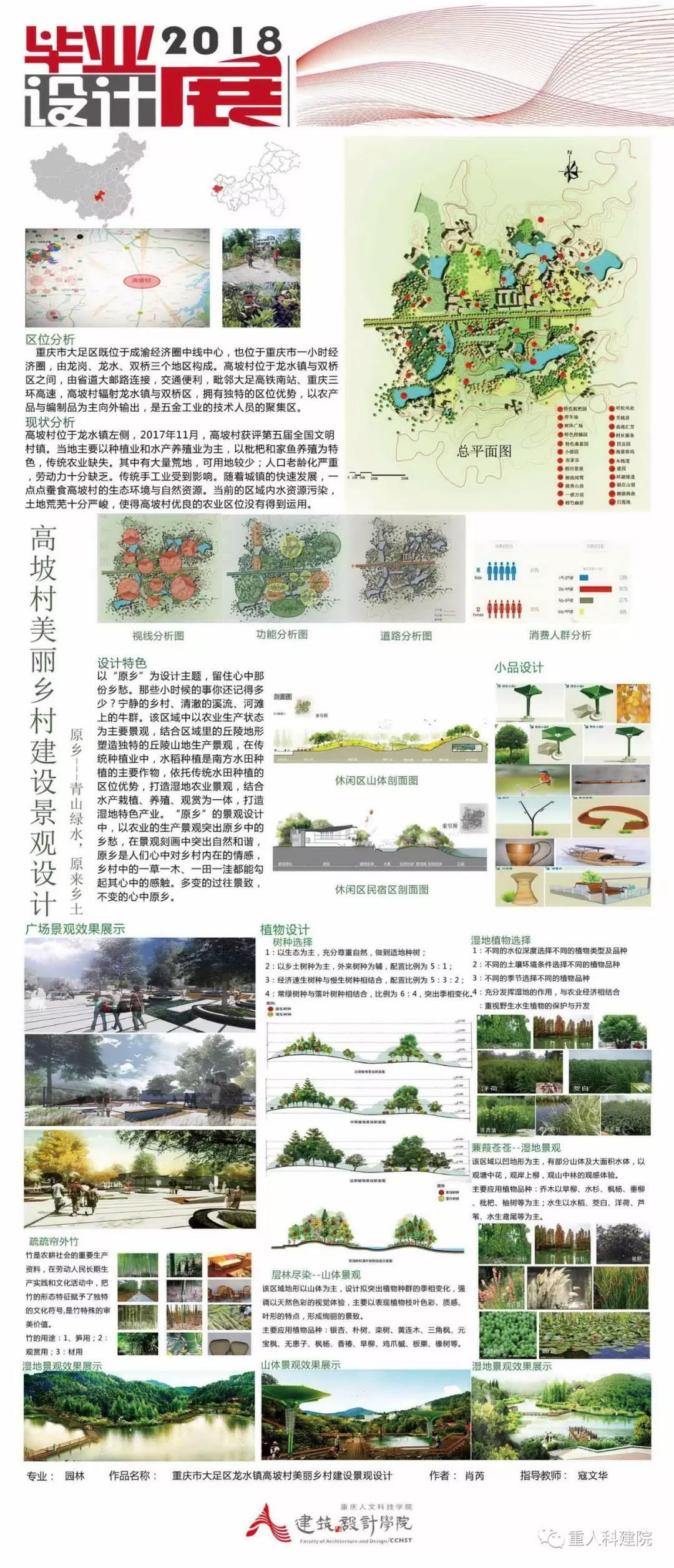 肖芮同学作品《重庆市大足区龙水镇高坡村美丽乡村建设景观设计》.jpg